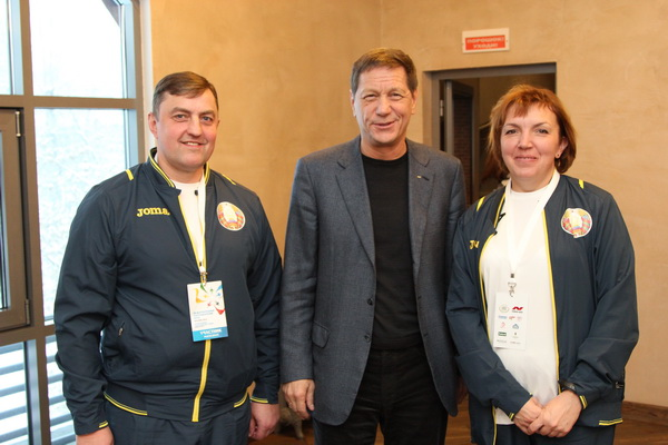 встреча с Александром Жуковым, Москва, декабрь, 2016
